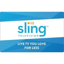 Slingtv orange&blue | ✔� 3 Years Waranty✔�Instant Delivery|Limited Offer