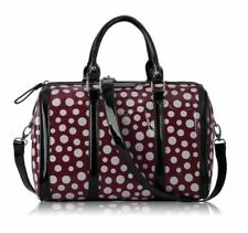 Polka Dot Purple Bags & Handbags for Women