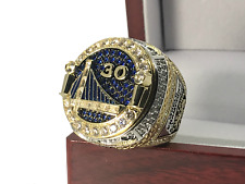 2018 New Premium Golden State Warriors Replica Championship Ring