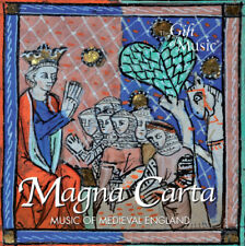 David Skinner : Magna Carta: Music of Medieval England CD (2015) ***NEW***