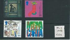 GB commems-C133-LUG 1999-i cittadini storia-unm. Mint Set