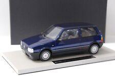 1:18 BBR TopMarques Fiat Uno Turbo i.e blue NEW bei PREMIUM-MODELCARS