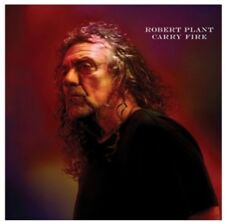 Robert Plant Carry Fire CD Brand New 2017