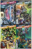 Justice League Vs Suicide Squad #3,4,#5 & 6 (DC 2016) High grade.