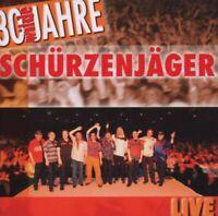 """SCHÜRZENJÄGER """" 30 WILDE JAHRE"""" 2 CD NEUWARE!!!!!!!!!!!"""