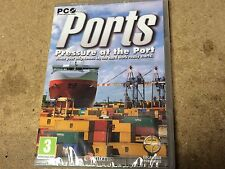 * PC NEW SEALED Game * PORTS PRESSURE AT THE PORTS *