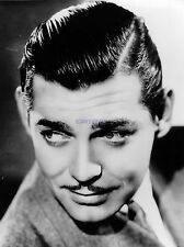 CLARK GABLE IN THE 1930S HANDSOME HUNKY FRENCH PRESS PHOTO