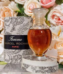 ❤️FEMME Marcel Rochas pure parfum 2 oz. 60ml.1950s- 1960s