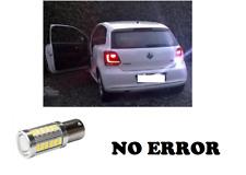 LAMPADA RETROMARCIA NO ERROR 13 LED T15 W16W CANBUS PER VW POLO 6R 6000K NO ERRO