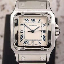 Mens Cartier Santos Watch Beautiful Man Cartier watch Cartier