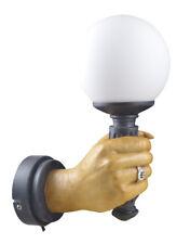 Markus Mayer Armleuchter mit Ring Wandlampe links Lampe E14
