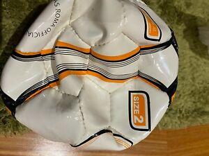 Pallone AS ROMA official autografato da Francesco Totti misura 2