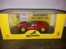 Ferrari Dino 206 S Prova 1:43 ART MODEL