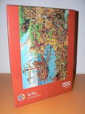 Heye Puzzle Hugo Prades Adventures 1500 pcs NEW-SEALED SIGILLATO RARO