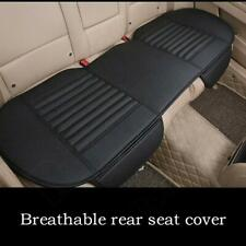 1XUniversal Rear Back Car Seat Cover Protector PU Leather Mat Pad Chair Cushion