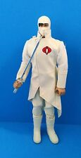 "2008 Hasbro Gi Joe Vintage Talking Storm Shadow 12"" Articulated Action Figure"