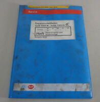 Workshop Manual VW Golf II/Jetta Diesel Injection Injector And Engine Preheater
