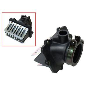 SPI Carb Flange Intake Socket w/ Reed Valve Ski-Doo Replaces OEM# 420867873