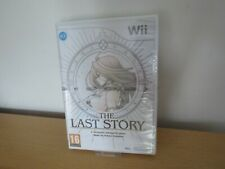 THE LAST STORY (Nintendo Wii, 2012) PAL - NEW SEALED