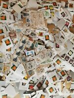 German Kiloware On-paper Stamp Mixture On Paper Stamps 1kg decoupage arts crafts