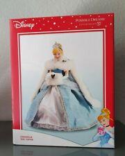Cinderella Tree Topper Disney Possible Dreams Christbaum Weihnachtsbaumspitze