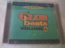 CD POOL - CLUB BEATS VOL.4 - 10 TRACK CD ALBUM - AMEN UK/THE ABSOLUTE/TECHNOCAT