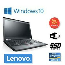 Lenovo ThinkPad X260 Laptop i5-6300 2.4Ghz 480GB SSD 16GB RAM WIN 10 PRO + SIM
