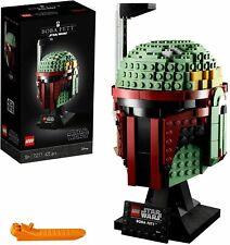 LEGO STAR WARS 75277 Boba Fett Helm 2020 Büste| Seltenes Set | OVP | NEU | MISB