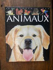 Encyclopédie des animaux / Emilie Beaumont / Lindsey Selley