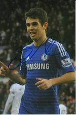 Chelsea Firmada A Mano Oscar 6x4 Foto 1.
