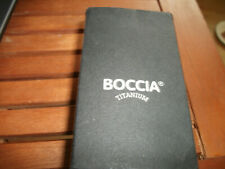 Boccia VINTAGE Ladies TITANIUM Bracelet WATCH ~ Boxed ~ Papers. EXCELLENT