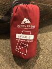 Red Ozark Trail Rectangular Sleeping Bag Liner, 78