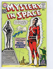 Mystery in Space #79 DC Pub 1962
