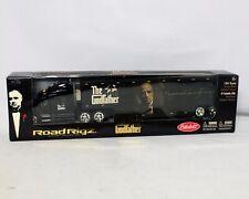 THE GODFATHER PETERBILT TRUCK & TRAILER JADA ROAD RIGZ 1/64 ROAD RIGZ NEW