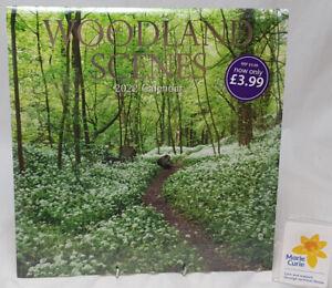 (NUN) Woodlands Scenes 16-Month 2022 Wall Calendar