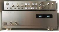 Luxman C-03 und M-03 High-End Vor- und Endstufenkombination - Traumhafter Klang!