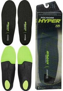 Spenco Air Grid Premium Performance HYPER Polysorb Cushioned Insoles UK 9-10 E40