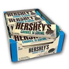 Hershey's Cookies 'n' Creme 43g (36er Packung) direkter US-Import (21,31€/kg)