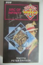 Doctor Who - Arc Of Infinity VHS (1994)