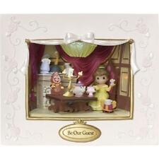 Precious Moments Disney Beauty and the Beast Belle Be Our Guest LED Music Box