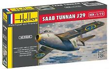 Heller 1/72 Saab Tunnan J29 # 80260