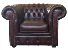 Chesterfield Lounge Chair Armchairs