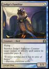 MTG JUDGE's FAMILIAR FOIL EXC - FAMIGLIO DEL GIUDICE - RTR - MAGIC