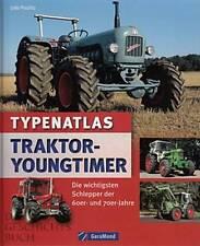 Paulitz: Typenatlas Traktor-Youngtimer Oldtimer/Schlepper/Modelle/Traktoren-Buch