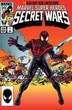 SECRET WARS #1 2015 HeroesCon Variant by Mike Zeck & John Beatty