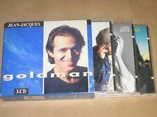 BOITIER 3 CD RARE / JEAN JACQUES GOLDMAN / TRES BON ETAT