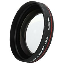 HD ZOMEI 58MM 0.45x Wide Angle Pro MC AF Lens Converter for Canon Nikon Sony
