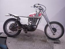1976 Yamaha XT500 Unregistered US Import Barn Find Classic special Project