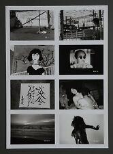Nobuyoshi Araki Limited Edition Photo 34x48 Photo-Maniac Big Diary Nude Nus B&W
