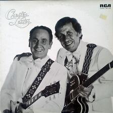 CHET ATKINS / LES PAUL - CHESTER & LESTER - RCA LP - 1976 LP